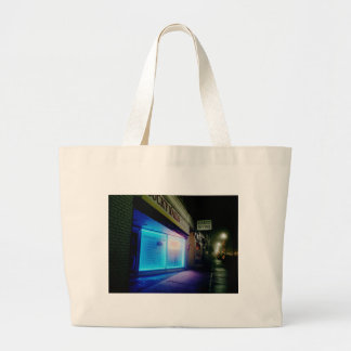 Lucky Nails - Cool Blue in the Night Tote Bag