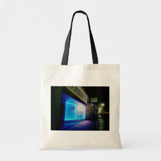 Lucky Nails - Cool Blue in the Night Tote Bags