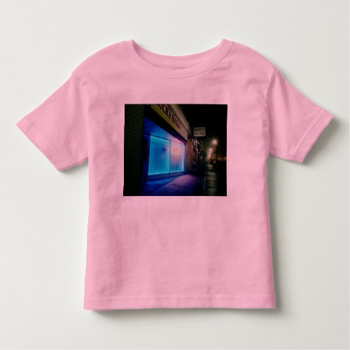 Lucky Nails - Cool Blue in the Night Toddler T-shirt