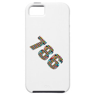 LUCKY no.786 iPhone SE/5/5s Case