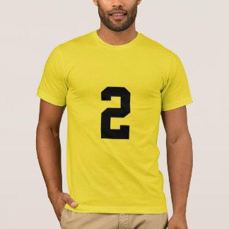 Lucky number 2 T-Shirt