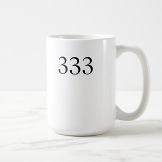 Lucky numbers? Or simply a Tesla fan? Coffee Mug