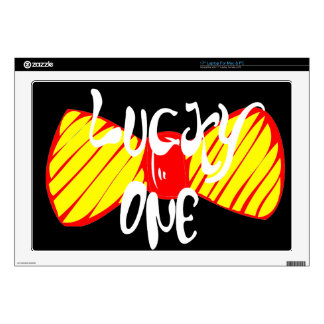 """Lucky One 17"""" Laptop Skins"""