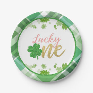 27 St Patrick/'s Day Birthday Party Decorations Kit Lucky Happy Birthday Banner Four Leaf Clover Garland Shamrock Cake Topper Green Balloons for Saint Paddy/'s Day Irish Themed Birthday Party Supplies