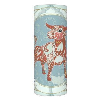 Lucky Ox | Zodiac candle