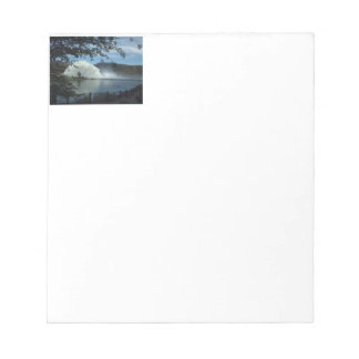 Lucky Peak Reservoir Rooster Tail Notepad