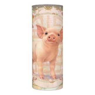Lucky Pig | Zodiac candle