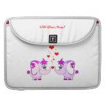 Lucky Pinkie Valentine's Day MacBook Pro Sleeve