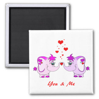 Lucky Pinkie Valentine's Day Magnet