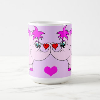 Lucky Pinkie Valentine's Day Mug