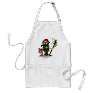 Lucky Pixie Adult Apron