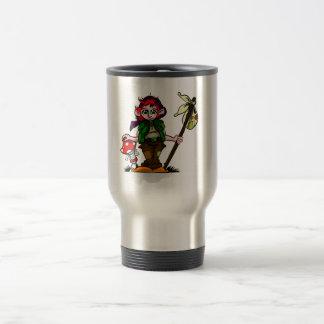 Lucky Pixie Travel Mug