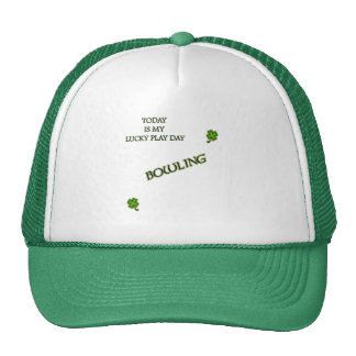 Lucky Play Day Bowling Hat