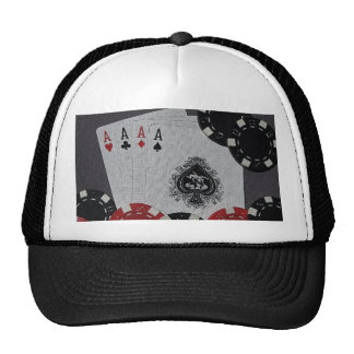 Lucky Poker Hat