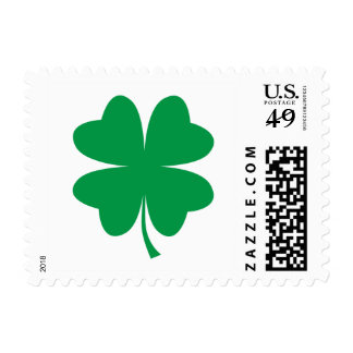 Lucky Postage Stamp