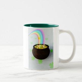 Lucky Pot of Gold Mug