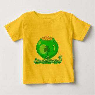 Lucky Pot O'Gold Baby T-Shirt