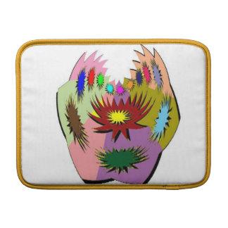 Lucky Potluck Poker Hand Sleeve For MacBook Air
