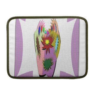 Lucky Potluck Poker Hand Sleeves For MacBook Air