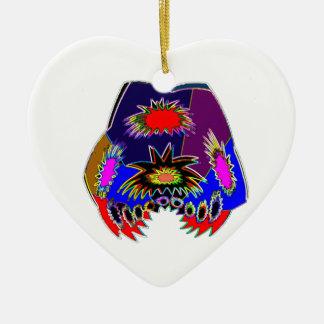 Lucky Potluck Poker Hand Ornament