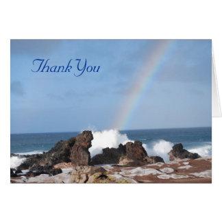 Lucky Rainbow Thank You Cards