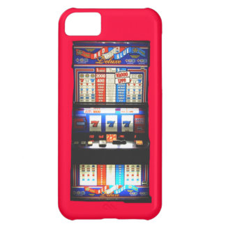 Lucky Red Casino Slot Machine Case For iPhone 5C