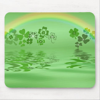 Lucky Reflection Mouse Pad