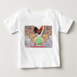 Lucky Rooster Kid's Shirt