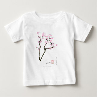 lucky sakura and pink goldfish, tony fernandes baby T-Shirt