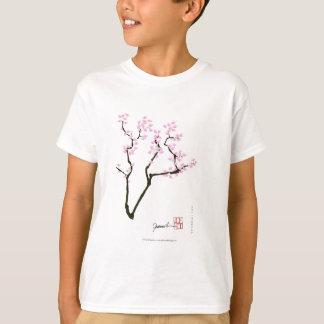 lucky sakura and pink goldfish, tony fernandes T-Shirt