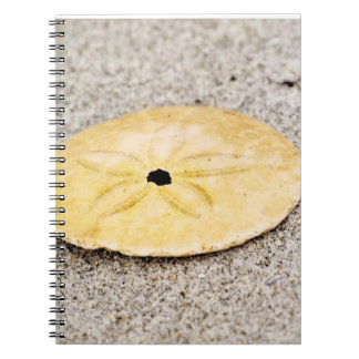Lucky Sand Dollar Notebook