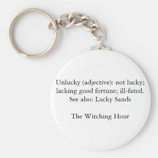 Lucky Sands Key Chain