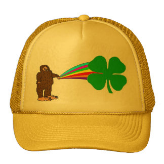 Lucky SassaFrass Mesh Hats