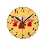 Lucky Seven Clocks
