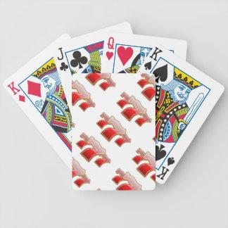 Lucky Sevens - Slot Machine Jackpot Bicycle Poker Cards