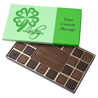 Lucky Shamrock Assorted Chocolates