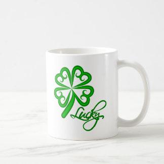 Lucky Shamrock Coffee Mug