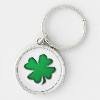 Lucky Shamrock Keychain