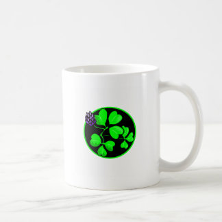 Lucky shamrock on the GO! Coffee Mug