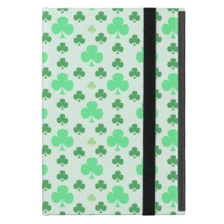 Lucky Shamrock Pattern iPad Mini Case