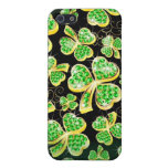 Lucky Shamrocks iPhone 4 Speck Case iPhone 5 Case