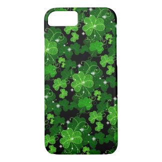 Lucky Shamrocks iPhone 7 case