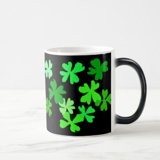 Lucky Shamrocks Coffee Mug