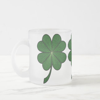 Lucky Shamrocks Mug
