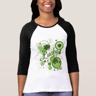 Lucky Shamrocks T-Shirt