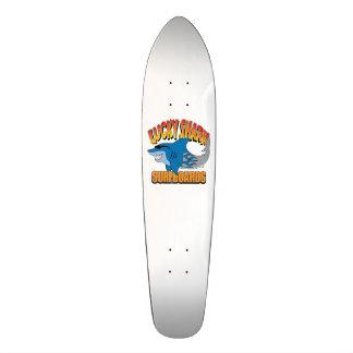 Lucky Shark Surfboards - skateboard