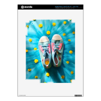 LUCKY SHOES iPad 3 SKINS