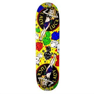 Lucky Skate Board