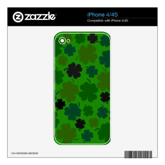 Lucky Skins For The iPhone 4S