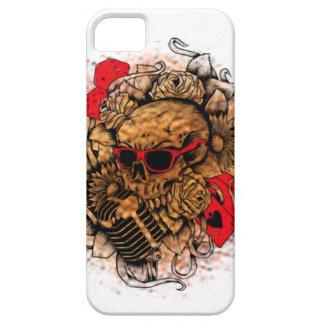 Lucky Skull Iphone case
